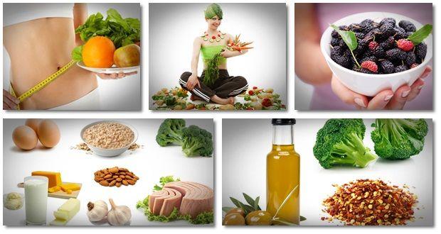 Продукты сжигающие жир на животе