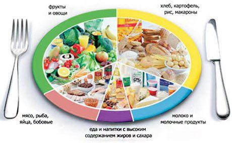 Программа правильного питания