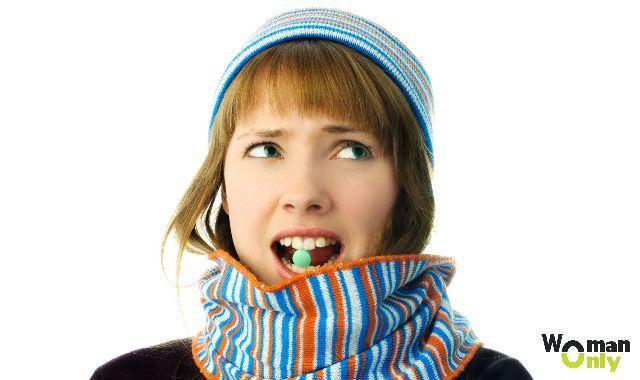 Противовоспалительные препараты при простуде