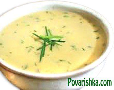 Рецепт куриный суп пюре