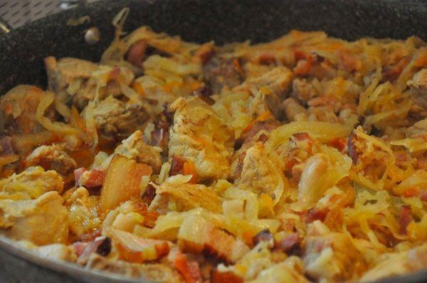 Рецепт польский бигос