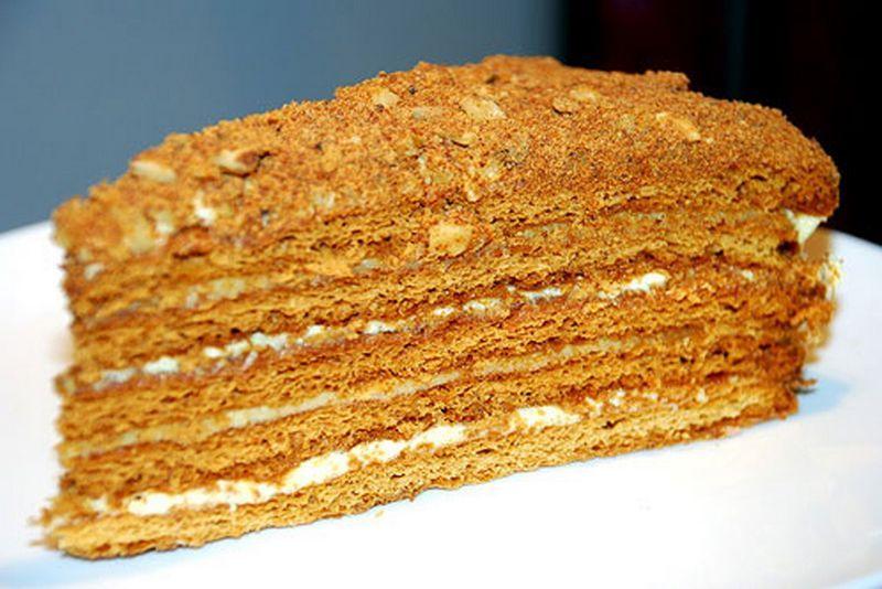 Рецепт самого простого торта