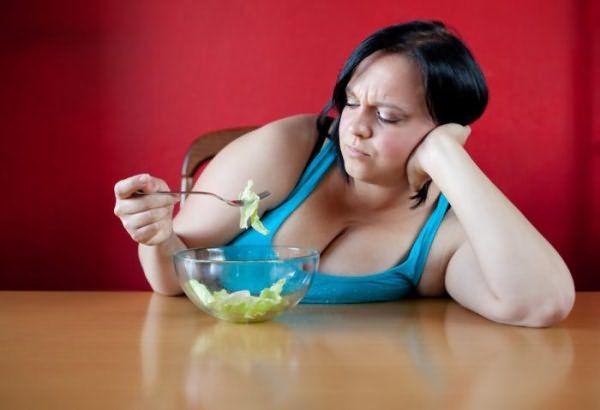 Резкое снижение веса у женщин причины
