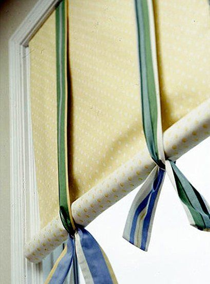 Жалюзи из ткани пошагово фото рулонные