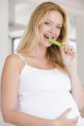 Сельдерей при беременности