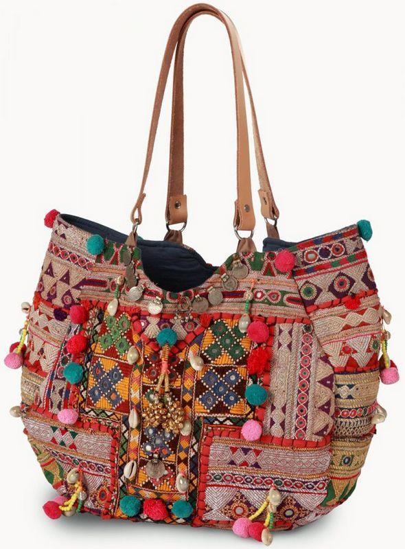Сумки женские текстильные