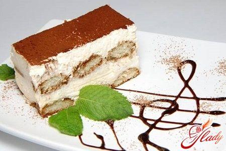 Торт из зефира и печенья