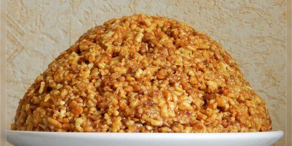 рецепт муравейника из печенья с фото