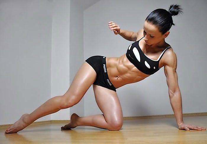 Упражнения для похудения видео в домашних условиях