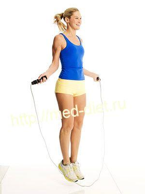 Упражнения дома чтоб убрать жир с ляшек