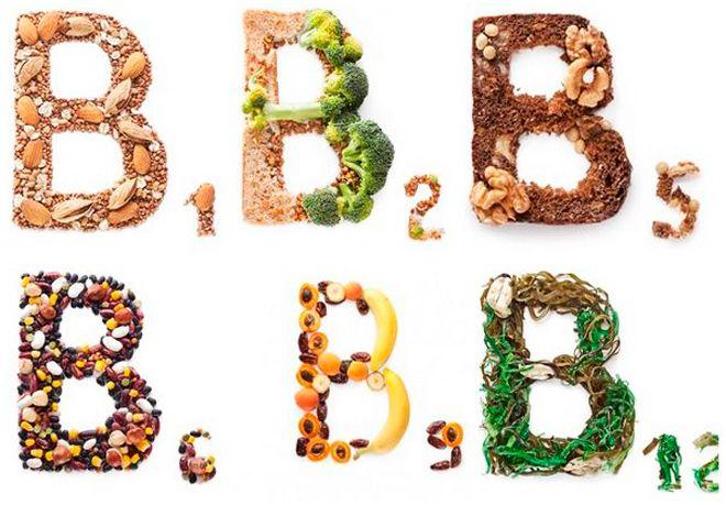 В каких продуктах содержится витамин б
