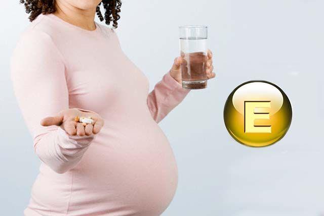 Витамин е для беременных дозировка