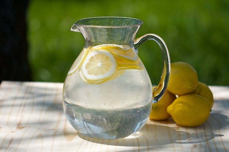 Вода для похудения рецепт