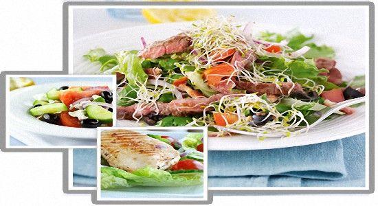Здоровое питание меню на каждый день
