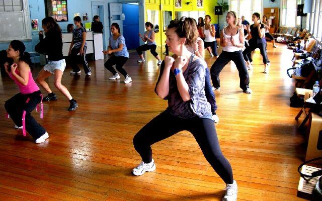 Зумба фитнес для начинающих