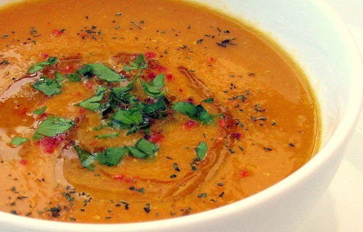 Чечевичный суп рецепт