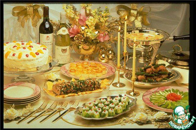 Что приготовить на праздничный ужин