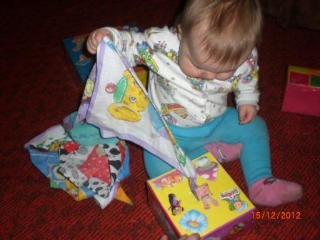Детские игрушки своими руками