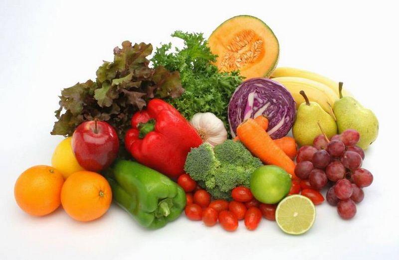 Диета на овощах