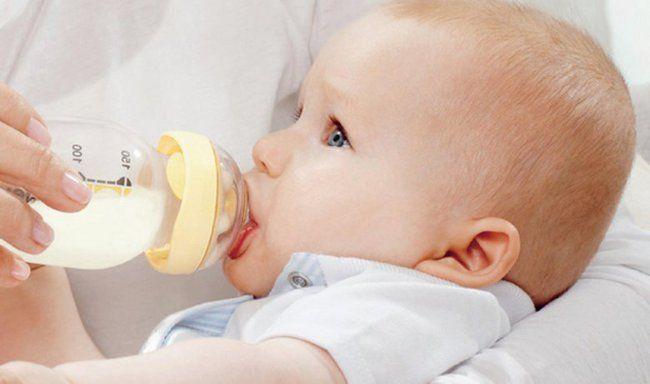 Дисбактериоз у грудных детей
