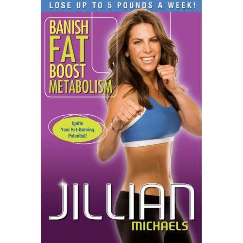 Джилиан майклс сожги жир ускорь метаболизм