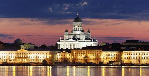 Финляндия хельсинки достопримечательности