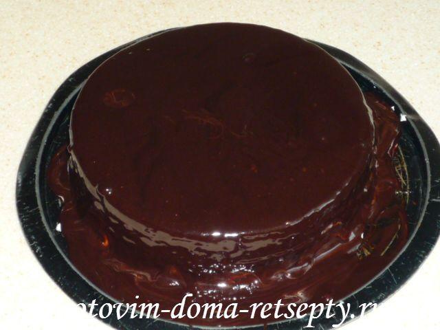 Глазурь шоколадная рецепт