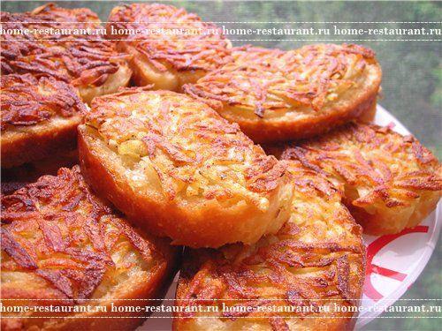 Горячие бутерброды на сковороде рецепты с фото