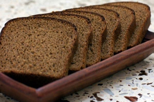 Хлеб ржаной в духовке