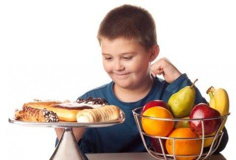 Как похудеть ребенку за неделю