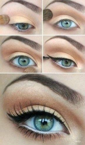 Как сделать красивый макияж