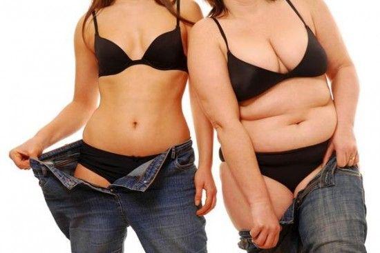 Как убрать живот без диет