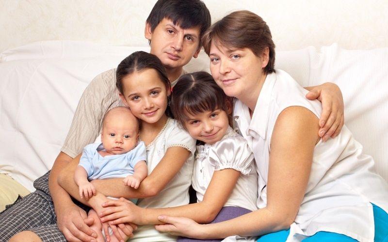 Какие выплаты положены при рождении третьего ребенка