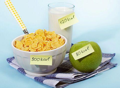 Калории для похудения
