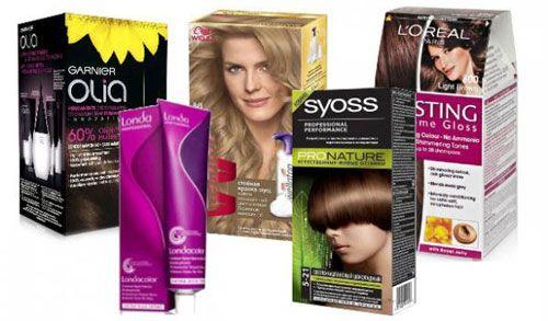 Краска для волос для беременных
