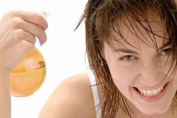 Маска для сухих волос в домашних условиях