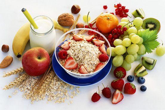 Натуральные продукты для здорового питания
