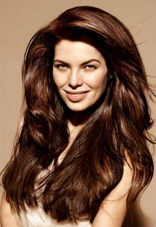 Объемные прически на длинные волосы