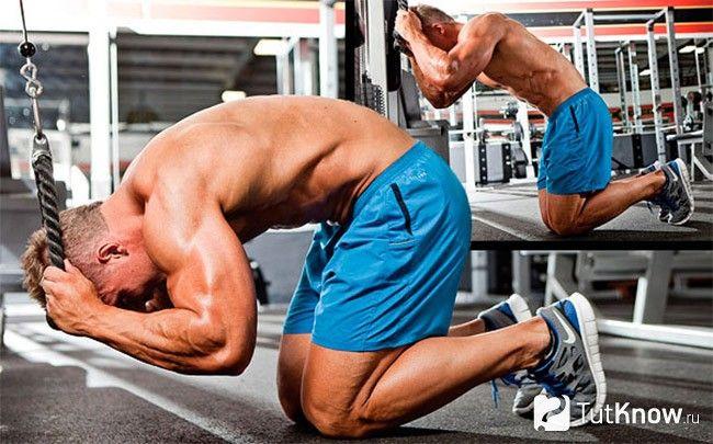 Программа тренировок для сжигания жира для мужчин