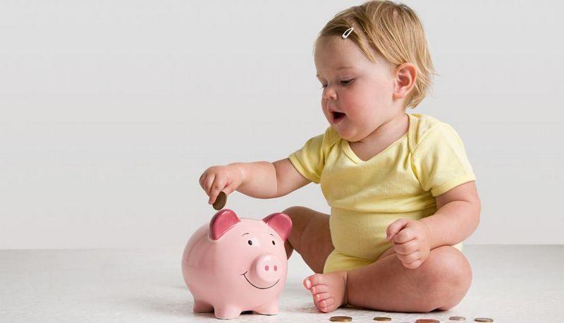 Размер ежемесячного пособия на ребенка