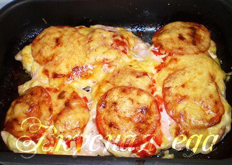 Рецепт филе курицы в духовке