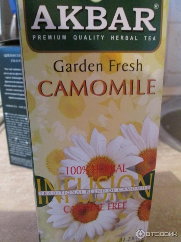 Ромашковый чай польза