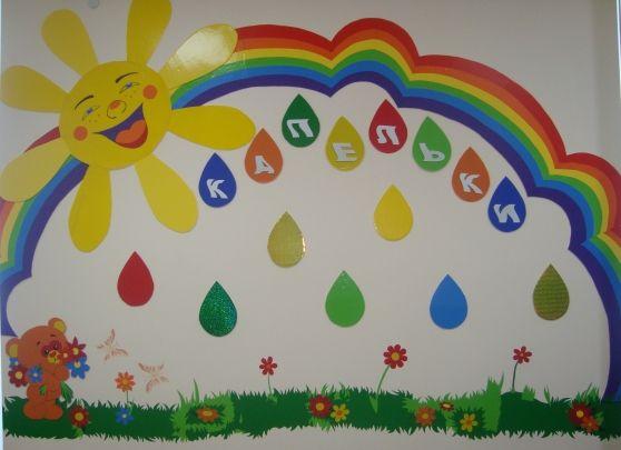 Стенды для детского сада своими руками