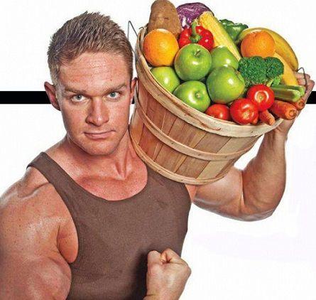 Здоровое питание для спортсменов