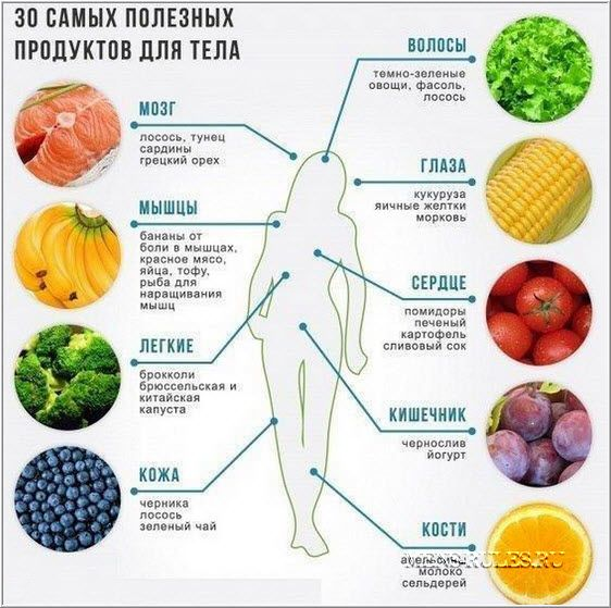 Здоровое питание картинки
